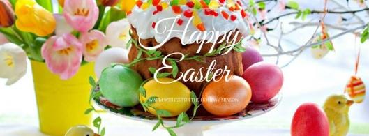 Happy Easter FB